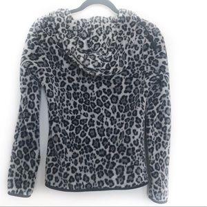 No Boundaries Jackets & Coats - Leopard print hoodie jacket